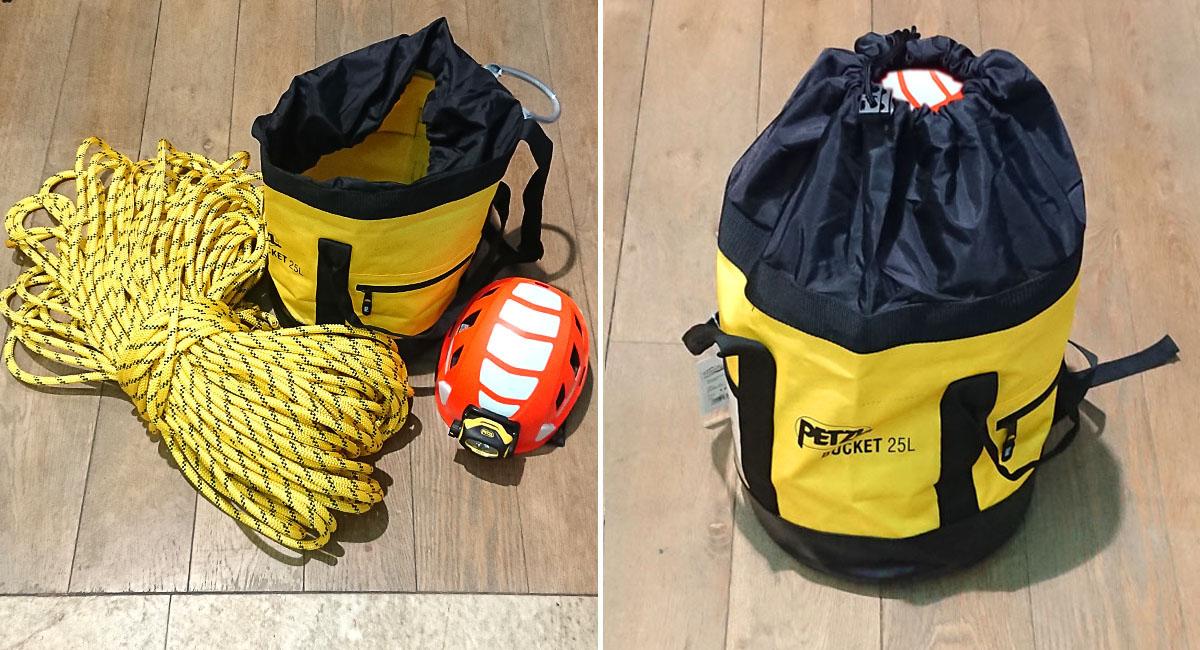 Транспортный мешок Petzl BUCKET 25