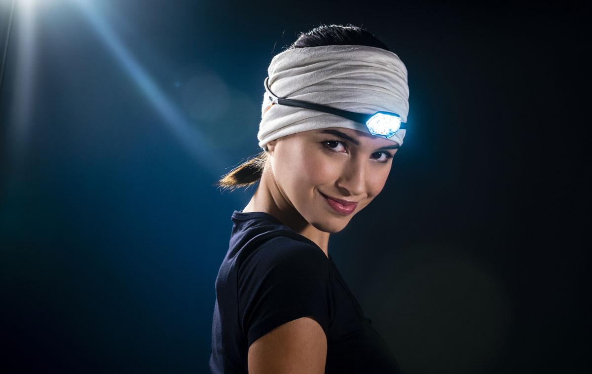 Революция в мире налобных фонарей - Petzl IKO