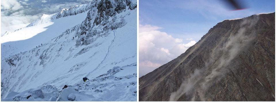Холодный кулуар и зимний Чатыр-Даг | Пикабу | 356x959