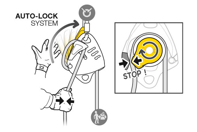 Автоматическая блокировка устройства