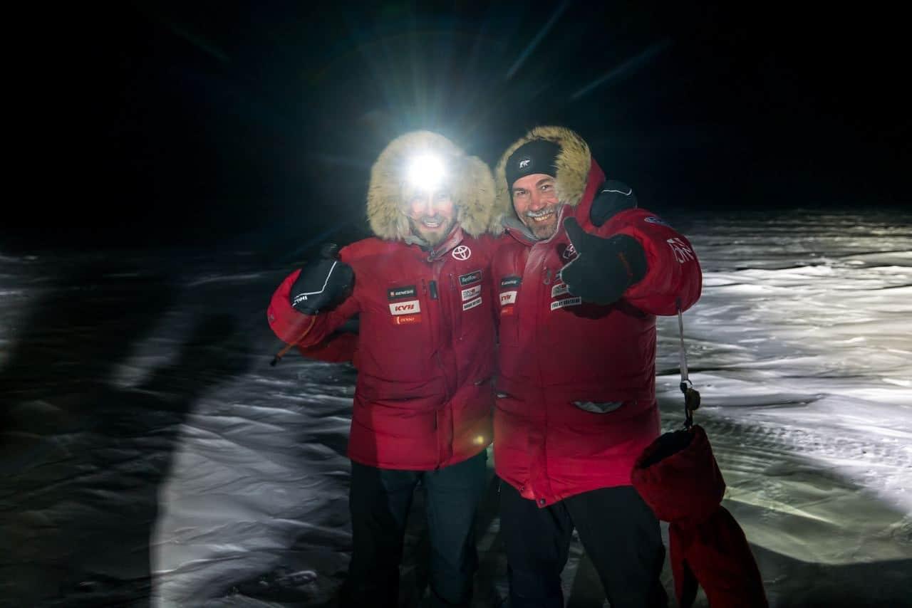 арктическая экспедиция под руководством Богдана Булычёва