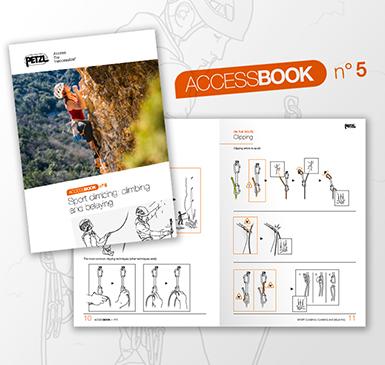 ACCESS BOOK №5 - как подготовиться к выезду на скалы