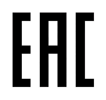 Сертификат Таможенного Союза (EAC)