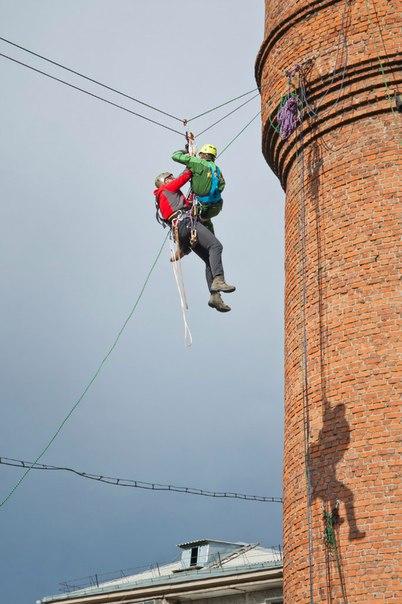 Санкт петербург промышленный альпинист