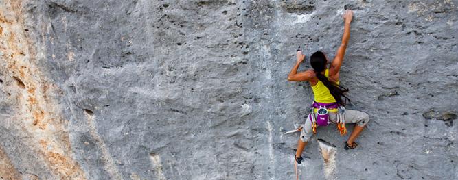 Обновленная серия беседок для скалолазания и альпинизма Petzl