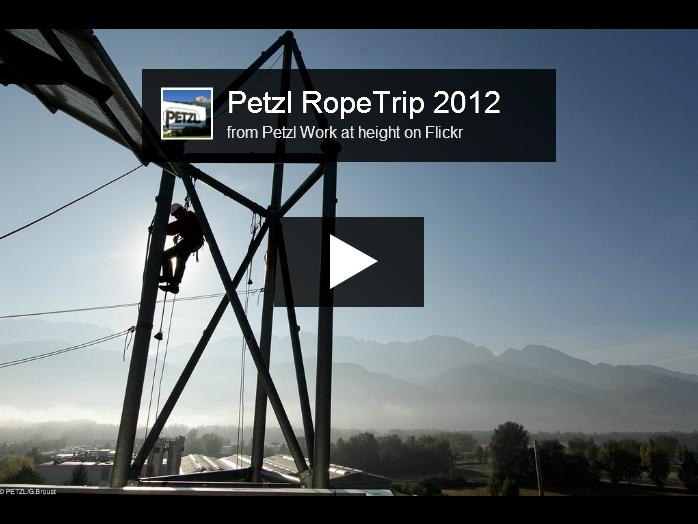 Фотоотчет о Petzl RopeTrip 2012